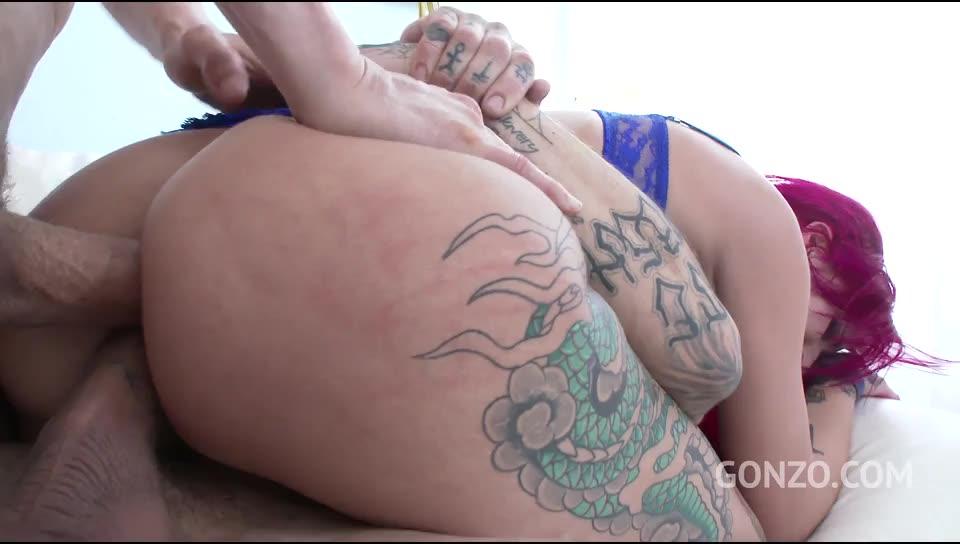 All anal threesome with DAP (LegalPorno) Cover Image