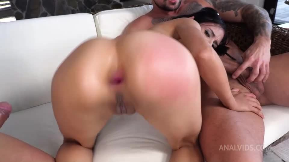 Petite Colombian hottie gets hardcore treatment and DAP NT057 (LegalPorno / AnalVids) Screenshot 3