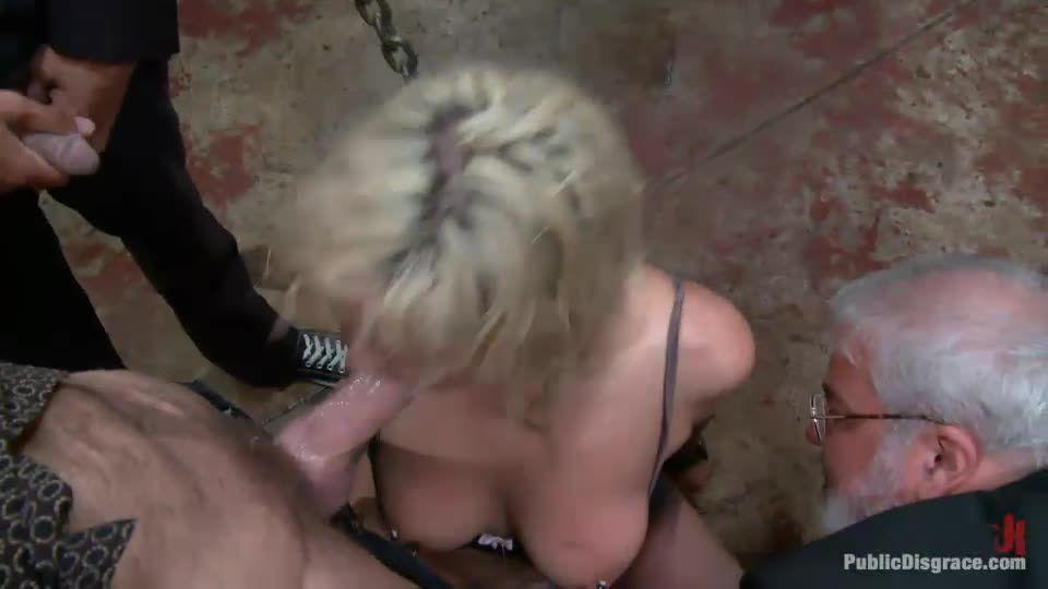 Randy Spears, Tara Lynn Fox (PublicDisgrace / Kink) Screenshot 2