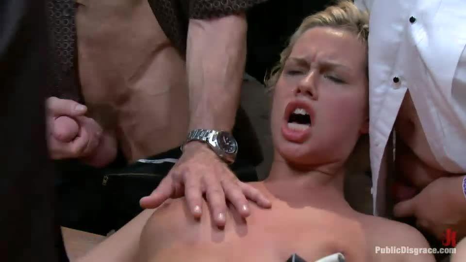 Randy Spears, Tara Lynn Fox (PublicDisgrace / Kink) Screenshot 6