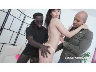 Waka Waka Blacks are Coming, 4 BBC, balls deep anal, DAP, Gapes, Facial and Swallow (LegalPorno) Screenshot 9