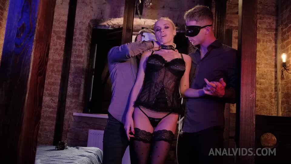 Hard BDSM With Gymnast NRX037 (LegalPorno / AnalVids) Screenshot 0