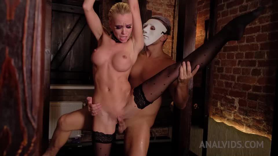 Hard BDSM With Gymnast NRX037 (LegalPorno / AnalVids) Screenshot 8