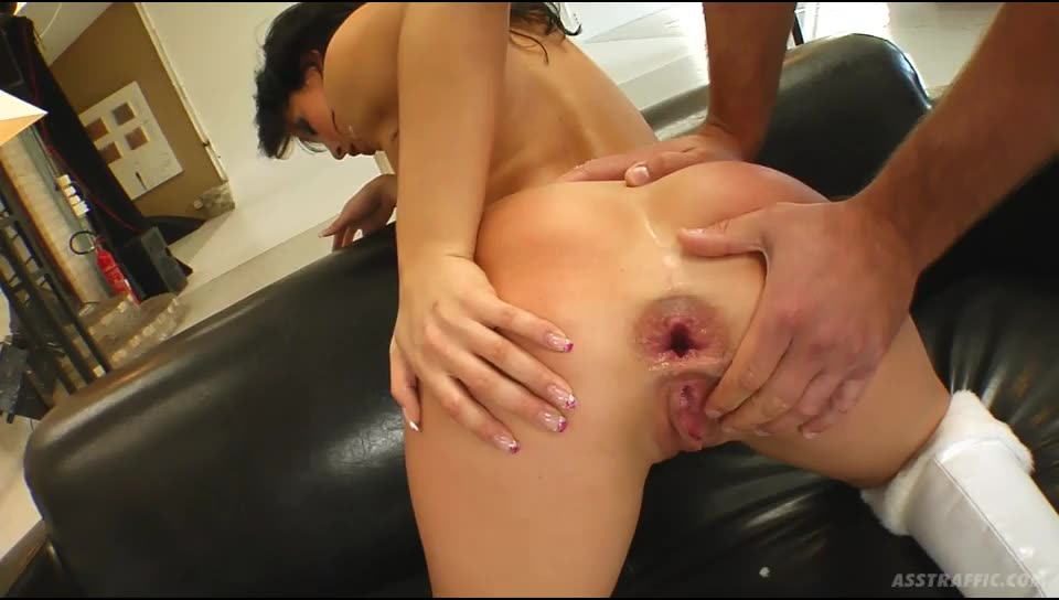 [AssTraffic / PerfectGonzo] Anal Sluts We Trust 3 - Maria Mia (DP)/(Brunette)