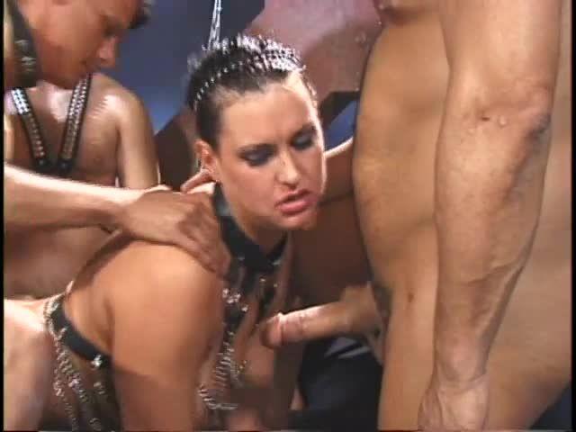 Gang Bang Angels 11 (Elegant Angel) Screenshot 3