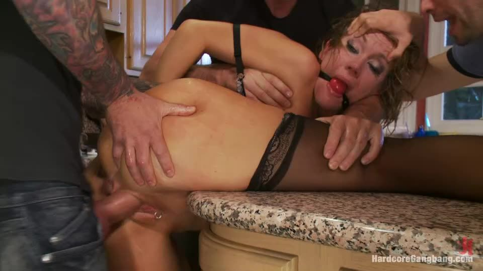 Cheating Wife Pays the Price (HardcoreGangbang / Kink) Cover Image