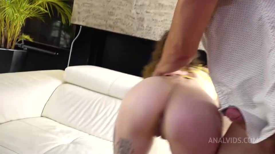 Eden Does.. 5 guys for the first time! DP, DPP, Air-tight ED002 (LegalPorno / AnalVids) Screenshot 2