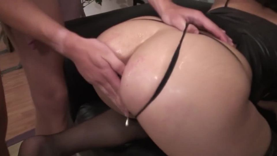 French Brunette Whore Gets Fucked and Hit with Whip (Lafranceapoil) Screenshot 6
