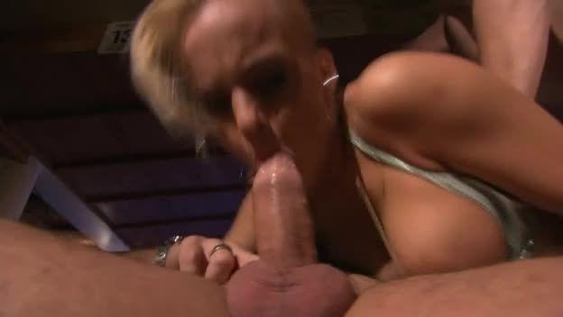 [ATV / Marc Dorcel] Born 2B Sexy / Six Bombes recto verso - Britney (DP)/(Blonde)