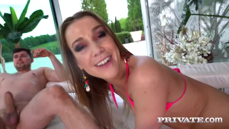 Alexis Crystal's First Double Anal (AnalIntroductions / Private) Screenshot 2
