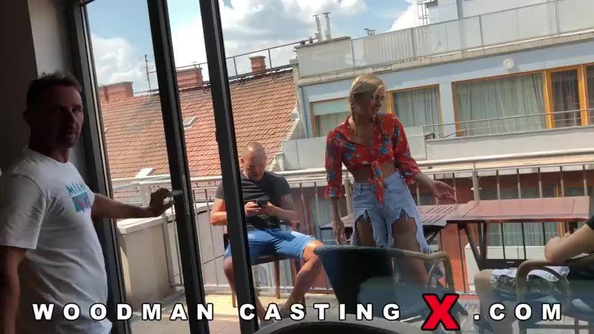 [WoodmanCastingX] Casting X 140 - Adriana Chechik (DAP)/(Natural Tits)