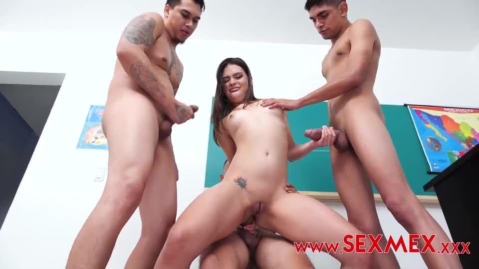 Gang Bang School (SexMex) Screenshot 7
