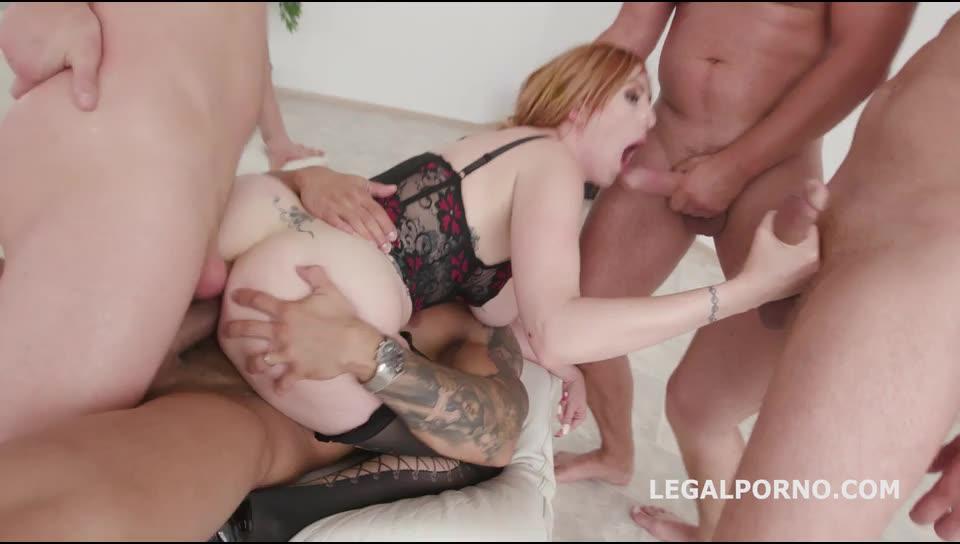 [LegalPorno] Dap Destination Balls Deep Anal DAP Gapes Swallow - Lauren Phillips (GangBang)/(Stockings)