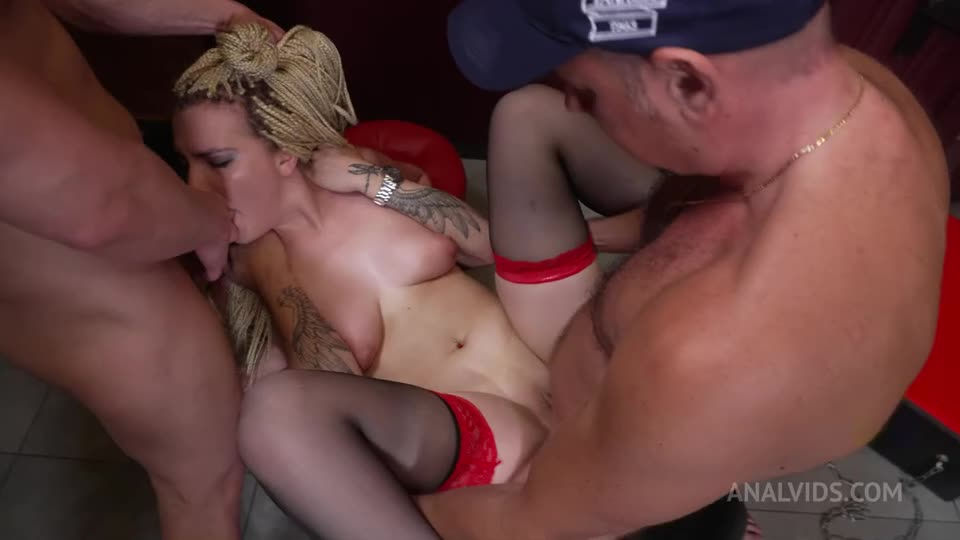 [LegalPorno / AnalVids] First and Very Hard DP! Smashed ass NRX125 - Lisa Cute (DP)/(Natural Tits)