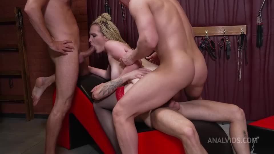 First and Very Hard DP! Smashed ass NRX125 (LegalPorno / AnalVids) Screenshot 3
