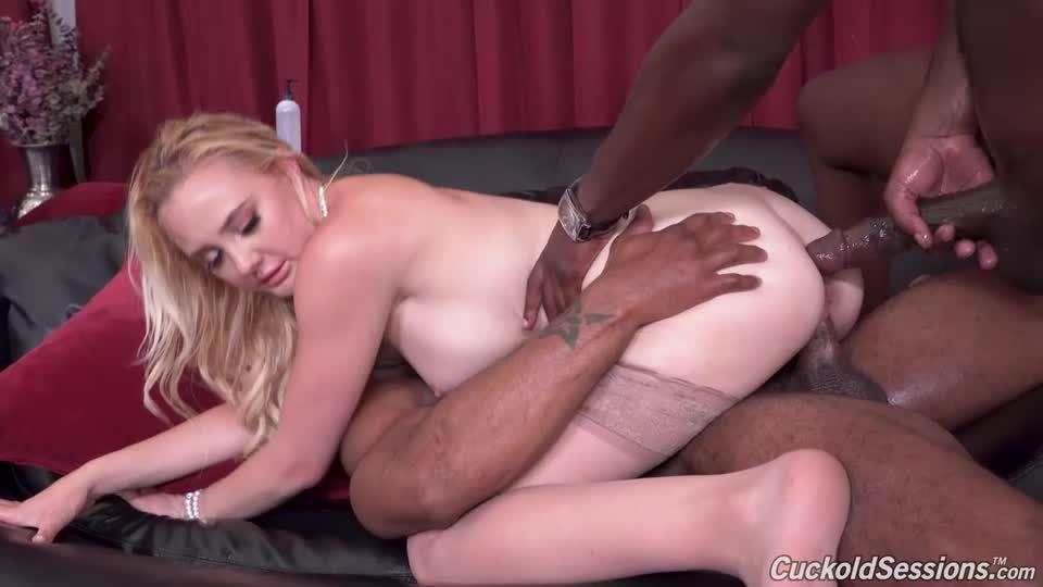 Two Big Black Cock (CuckoldSessions / DogFartNetwork) Screenshot 8