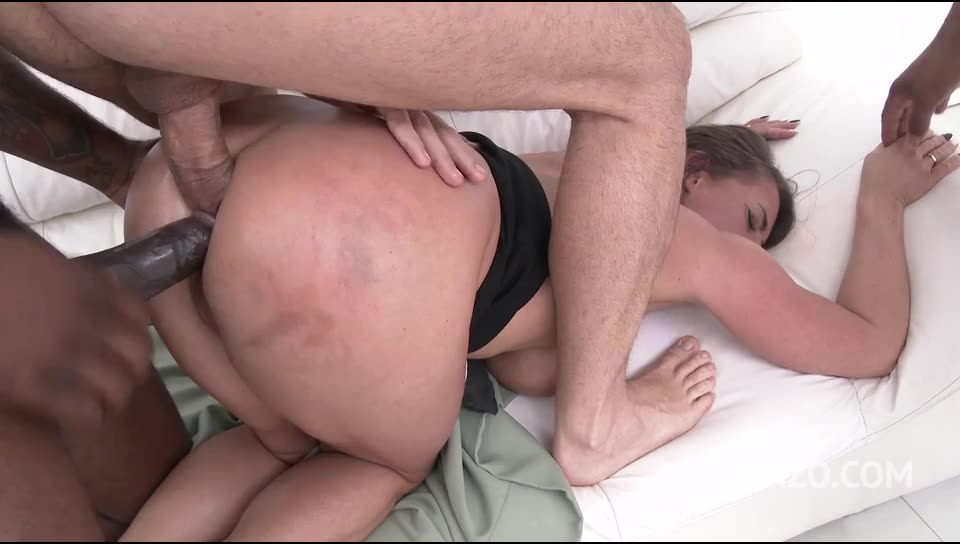 [LegalPorno] Back to Gonzo for DP & DAP with three monster cocks - Sexy Susi (DAP)/(High Heels)