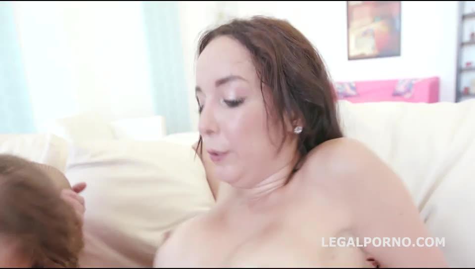 [LegalPorno] Ball Deep DAP /Squirt in mouth /TAP /AssToMouthCumming - Francys Belle, Allen Benz (Orgy)/(High Heels)