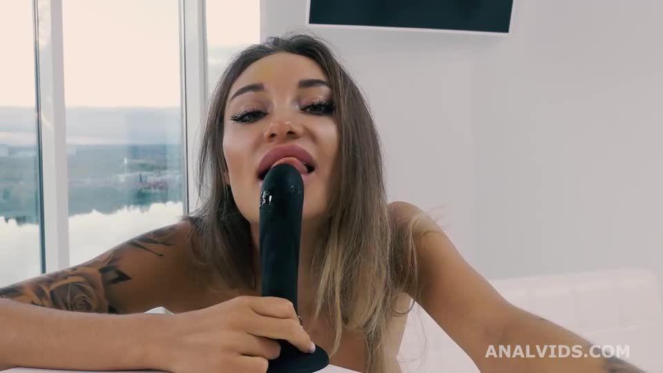 Russian Pee, Balls Deep Anal, DAP, Gapes, Pee and Nasty Cumshot (LegalPorno) Screenshot 0
