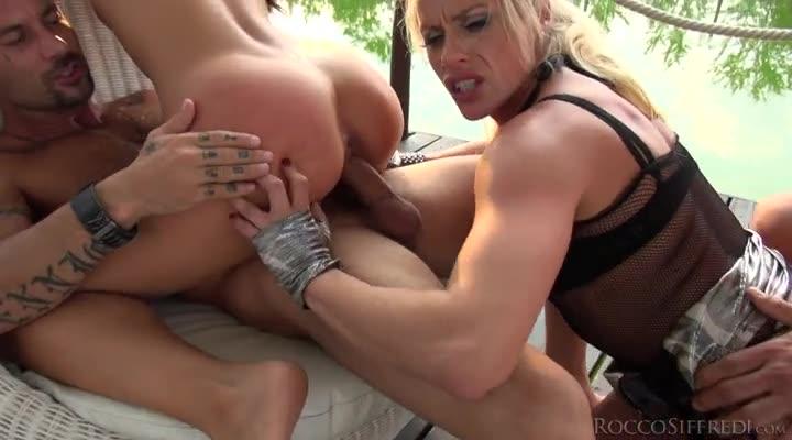 [RoccoSiffredi / Evil Angel] Rocco Siffredi Hard Academy - Lauren Minardi, Brittany Bardot (Orgy)/(Outdoor)