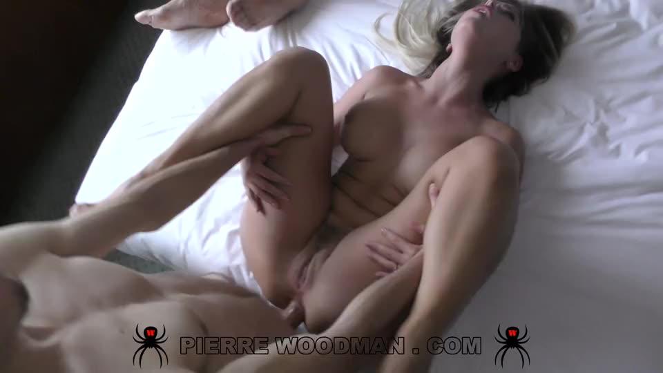 [WoodmanCastingX] Hard – My first DAP with 2 men - Vittoria Dolce (DAP)/(Casting)