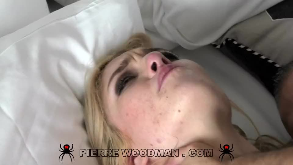 [WoodmanCastingX] XXXX – The day of my first DP - Mazzy Grace (DP)/(Blonde)