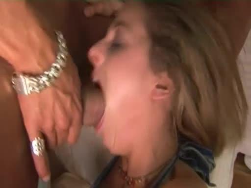 [Harmony Films] Slam It Double Penetration - Poppy Morgan (DP)/(Natural Tits)