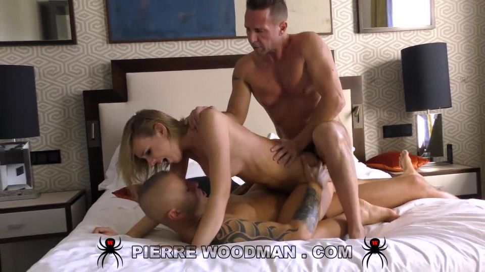 Xxxx – My First DP Was Great (WoodmanCastingX) Screenshot 8