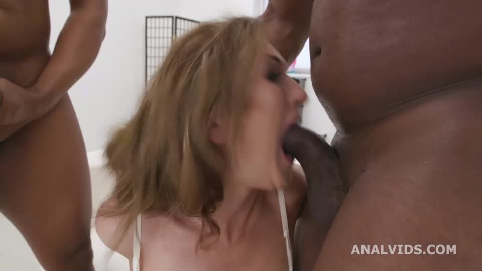 Black Pee Matters with Fisting, Vs 3 BBC with DAP, Gapes, ButtRose, Pee Drink, Creampie Swallow, Facial (LegalPorno / AnalVids) Screenshot 1