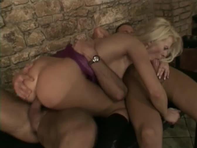 [Legend Video] Confessioni Immorali / Hot Desires 2 / Spread Eagle 2 - Sandra Russo (DP)/(Blonde)