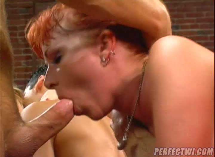 [Platinum X Pictures] Whore Next Door - Kayla Marie, Julie Night, Kylie Ireland (Orgy)/(Brunette)