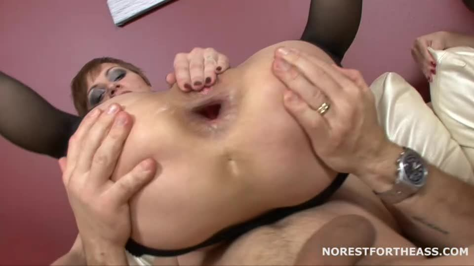 Double Anal Party (Norestfortheass) Screenshot 5