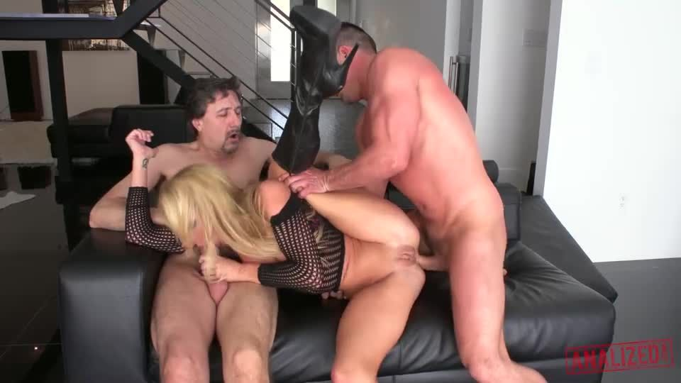 Gapeland / One Cock Up My Ass Isn't Enough (Jules Jordan / Analized) Screenshot 3