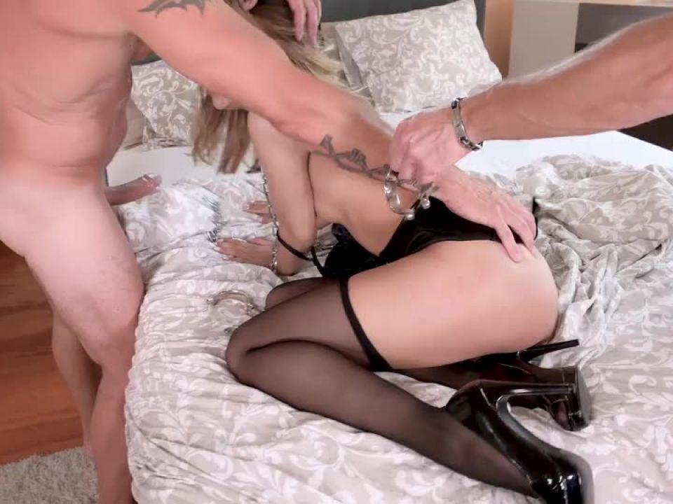 BDSM Threesome Playdate (HouseOfTaboo / DDFNetwork) Screenshot 5
