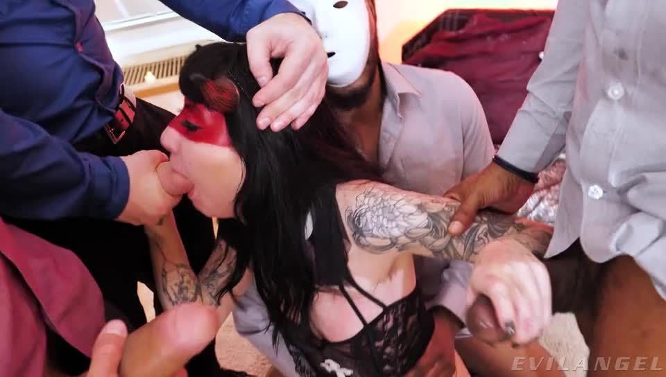 Gangbang Devils (Evil Angel) Screenshot 3