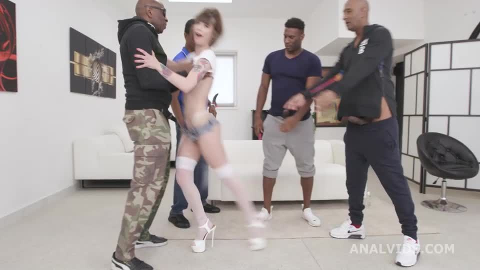 Black Pee Matter, BBC, Anal Fisting, ATM, DAP, Rough Sex, Big Gapes, ButtRose, Pee Drink (LegalPorno / AnalVids) Screenshot 0