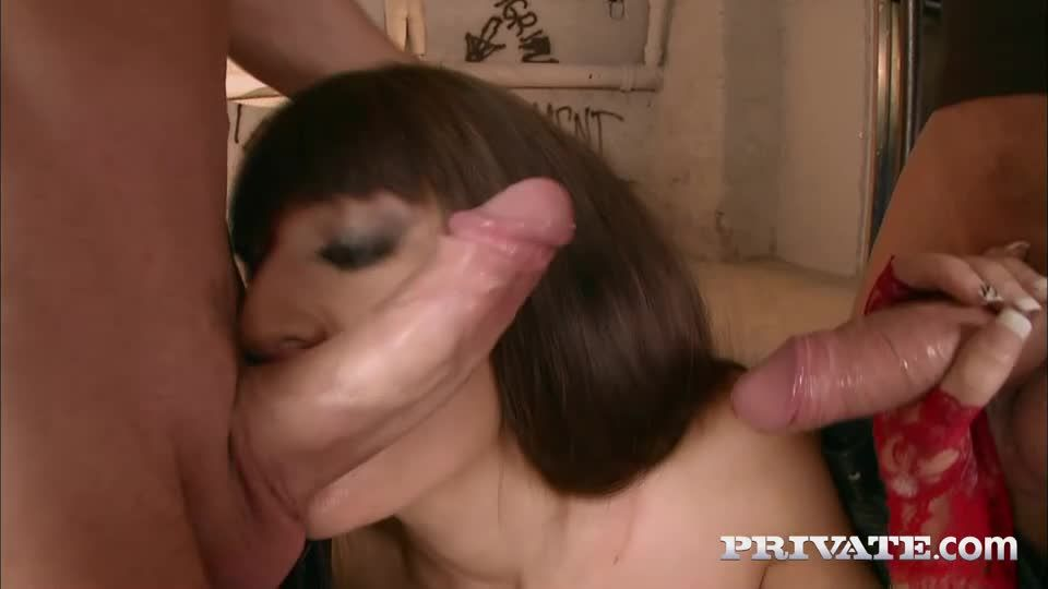 Stars in Gonzo DP Threesome (AnalIntroductions / Private) Screenshot 2