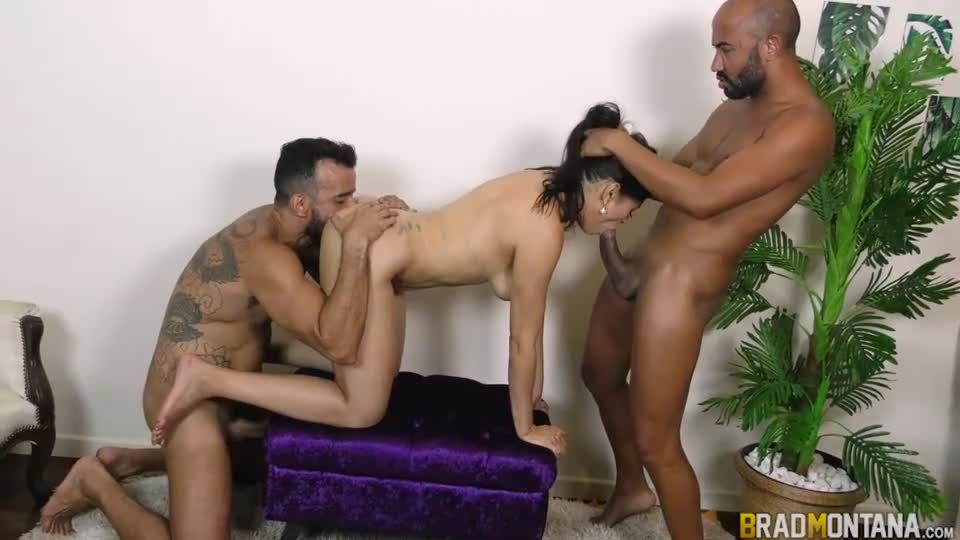 Morenaca Taynar Pediu Duas Rolas (BradMontana) Screenshot 1