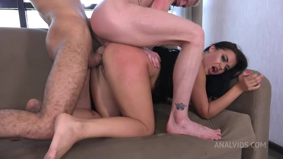 First DP For Chubby Mary Jane With Big Booty, Rimmjob And Cum In Mouth VG035 (LegalPorno) Screenshot 5