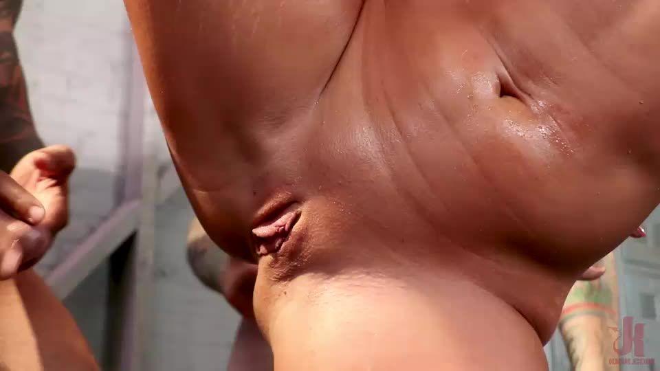 Gym Slut (BoundGangBangs / Kink) Screenshot 8