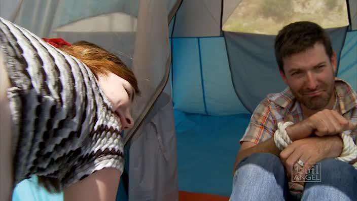James Deen Will Cuckold You / Ass Double Penetrated in Public (Evil Angel) Screenshot 8