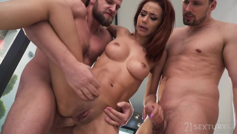 Insatiable Lust (DPFanatics / 21Sextury) Screenshot 4