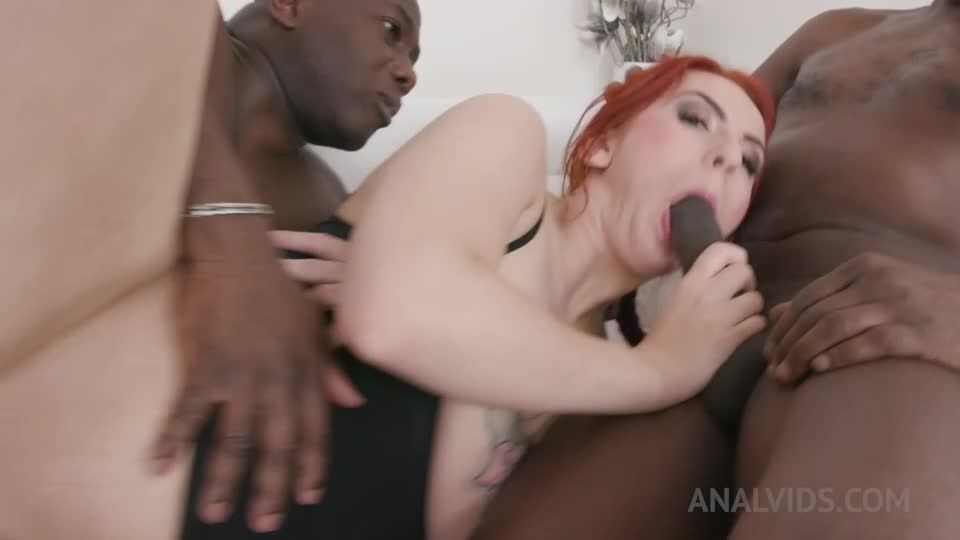 Kinky interracial DP KS122 (LegalPorno) Screenshot 2