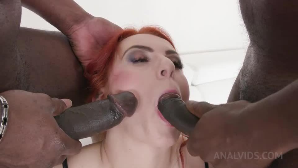 Kinky interracial DP KS122 (LegalPorno) Screenshot 4