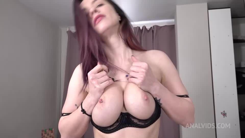 Takes Two Big Cock – Hard Anal Fuck + Double Cumshot + Spanking VK029 (LegalPorno / AnalVids) Screenshot 0