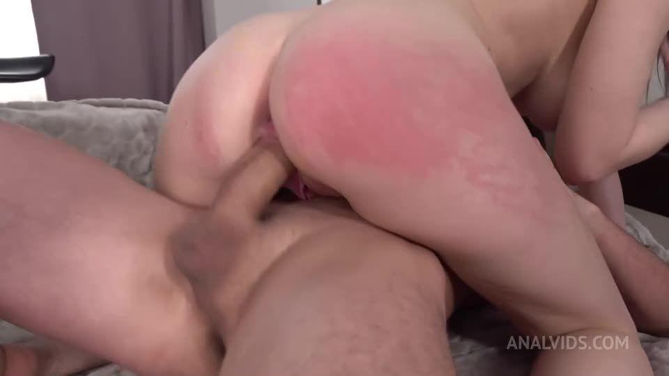 Takes Two Big Cock – Hard Anal Fuck + Double Cumshot + Spanking VK029 (LegalPorno / AnalVids) Screenshot 3