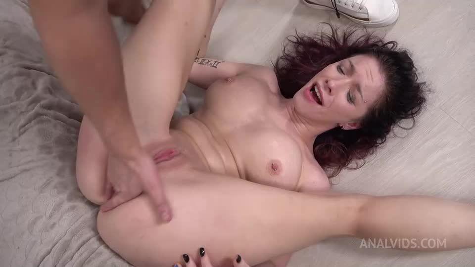 Takes Two Big Cock – Hard Anal Fuck + Double Cumshot + Spanking VK029 (LegalPorno / AnalVids) Screenshot 8
