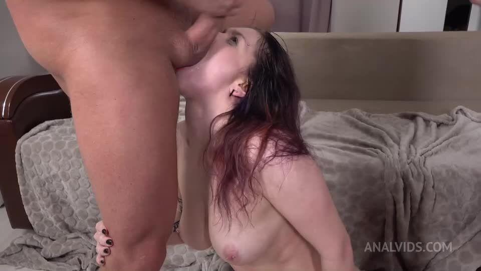 Takes Two Big Cock – Hard Anal Fuck + Double Cumshot + Spanking VK029 (LegalPorno / AnalVids) Screenshot 9