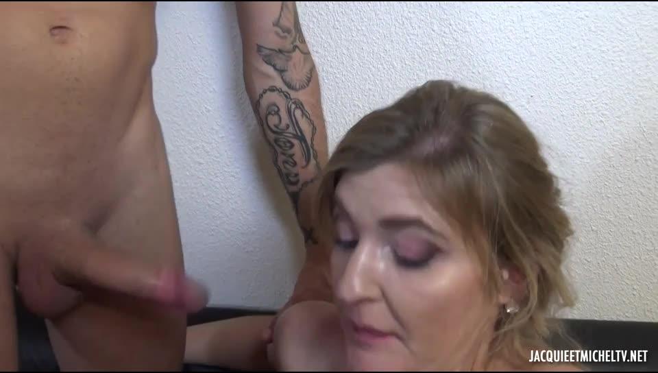 [JacquieEtMichelTV / Indecentes-Voisines] Anaïs, 35ans, a deux missions! - Anais (DP)/(Natural Tits)