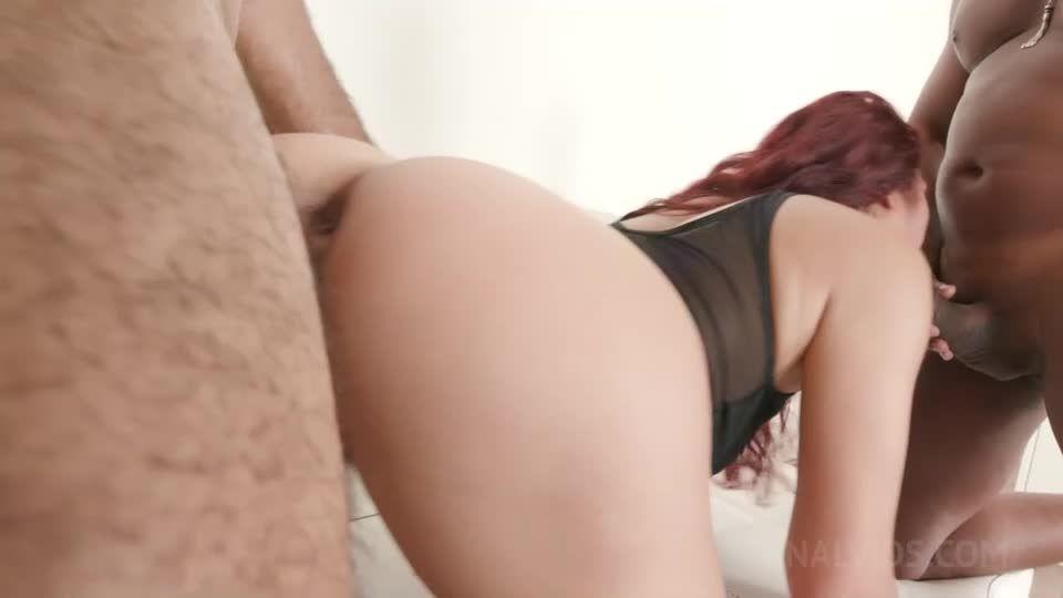 Kinky interracial DP KS109 (LegalPorno) Screenshot 6